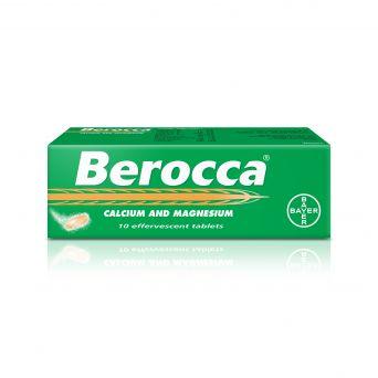 Berocca Effervescent 10 Tablets