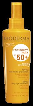 Bioderma Photoderm MAX Spray SPF 50+ Sunscreen 200ml