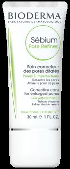 Bioderma Sebium Pore Refiner Corrective Care Cream Combination to Oily Skin