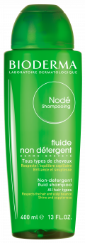 Bioderma Node Shampooing Fluide Hydrolipidic Film Respect Gentle Shampoo Normal Hair