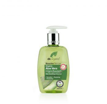 Dr Organic Aloe Vera Hand Wash