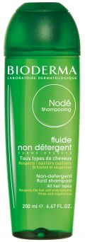 Bioderma Node Fluid Hydrolipidic Film Respect Gentle Shampoo, 200ml