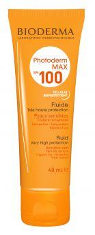 Photoderm MAX Fluide SPF 100 Fluid Sunscreen Light Texture All Skin Type