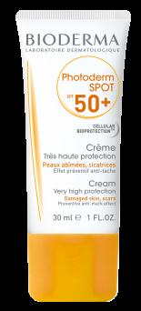 Bioderma Photoderm SPOT SPF 50+ Very High Protection Cream Damaged Skin
