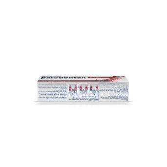 Parodontax Fluoride Toothpaste for Bleeding Gums, 75ml