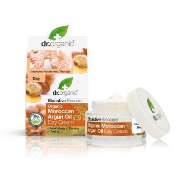 Dr Organic Moroccan Argan Oil Day Cream