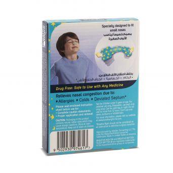 Breathe Right Nasal Strips- Kids, 12 Strips