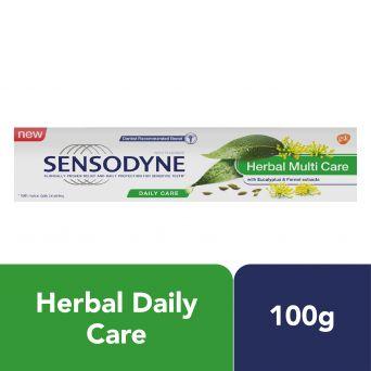 Sensodyne Herbal Multi Care, 100 g