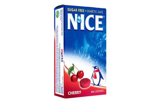 Nice Lozenges Cherry