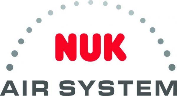 Nuk Nature Sense Silicone Teat, 0-6M Small 3 Holes - Pack of 2 pcs