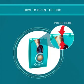Compeed Sports Underfoot Blister