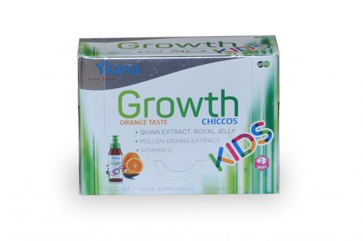 Growth Drinkable Vials