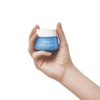 Vichy Aqualia Thermal Moisturizing Rich Cream 50ml