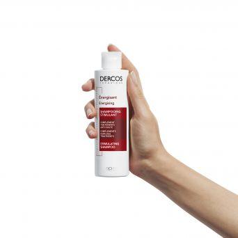 Vichy Dercos Energising Shampoo Anti Hair-loss Enriched with Aminexil 200ml