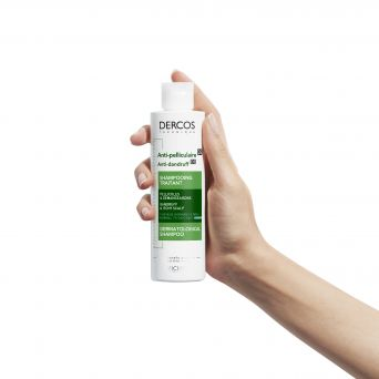 Vichy Dercos Anti-Dandruff Advanced Action Shampoo Normal To Oily Hair 200ml
