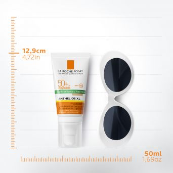 La Roche-Posay Anthelios XL Tinted Dry Touch Gel-Cream SPF50+ Protection for Oily Skin 50ml