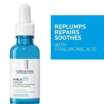La Roche-Posay Hyalu B5 Replumping Face Hyaluronic Acid Serum 30ml