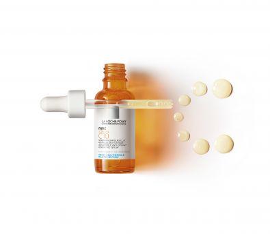 La Roche-Posay Pure Vitamin C10 Radiance Renewal Face Serum 30ml