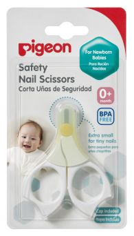 Pigeon Safety Nail Scissors For Tiny Nails