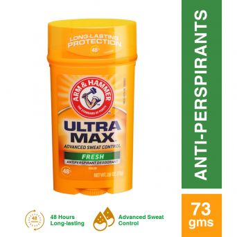 Arm & Hammer Ultra Max Fresh Deodorant (Wide) 73gr
