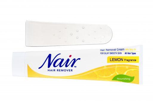 Nair Hair Remover Cream Tube Lemon 110gr