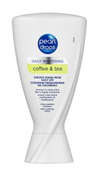 Pearl Drops Coffee & Tea ToothPolish 50ml