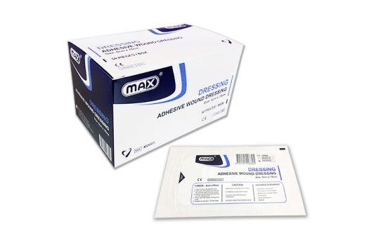Max Wound Adhesive Dressing 6cm x 10cm, 50pcs/box