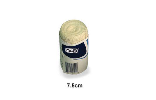 Max Cotton Crepe Bandage 7.5cm x 4.5m