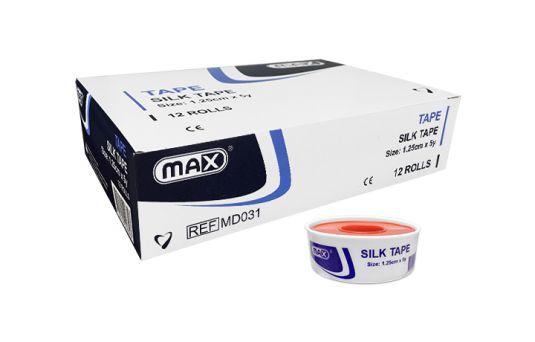 Max Silk Tape 1.25cm x 5y