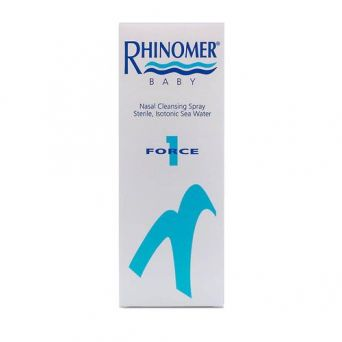 Rhinomer 1 Baby Nasal Cleansing Spray, 115ml