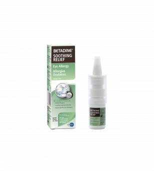 Betadine Soothing Relief Eye Allergy 10ml
