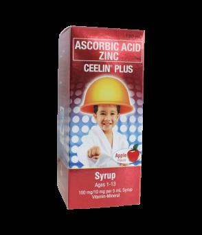 Ceelin Plus Syrup 120ml