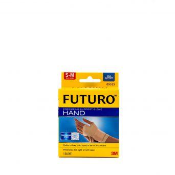 Futuro (R) Energizing Support Glove Beige , S/M
