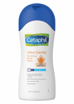 Cetaphil Ultra-Gentle Soothing Bodywash 500ml