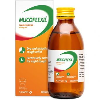 Mucoplexil Dry Cough Syrup 150ml