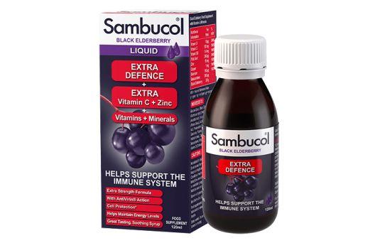 Sambucol Extra Defence Syrup
