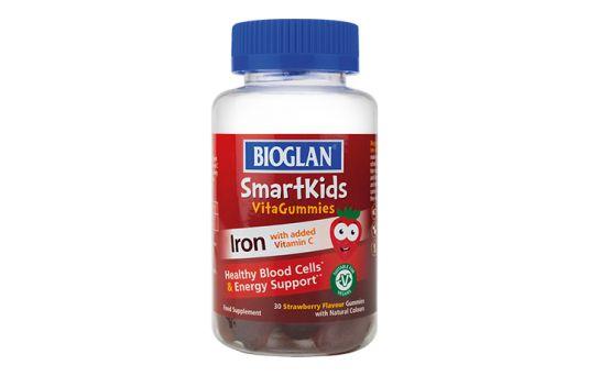 Bioglan SmartKids Gummies Iron