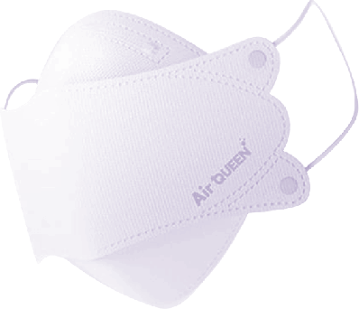 Air Queen Technoweb N95 Nanotec Fiber Mask Large 1 piece