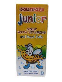 Marny's Junior Syrup 125ml