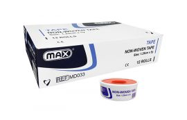 Max Non Woven Surgical Tape 1.25cm x 5y